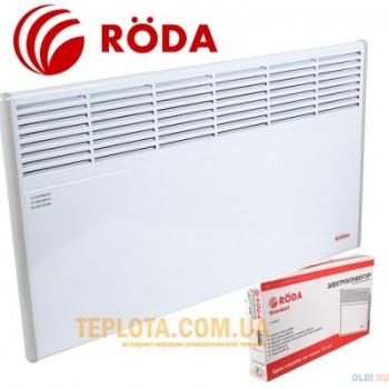 Конвектор электрический RODA RS-1500