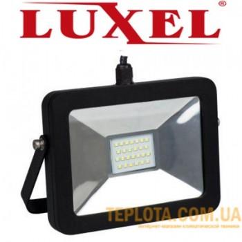Светодиодный прожектор LUXEL LED LPE-30С Slim 30W 6500K НОВИНКА!!!