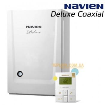 Газовый котел Navien Deluxe Coaxial 30K