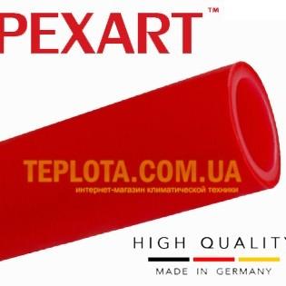 Труба для теплого пола PEXART PE-RT 16x0,2 с кислородным барьером (пр-во Германия) - цена от 600м.