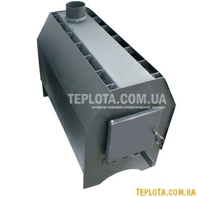Отопительно-варочная печь МРИЯ 20 (мощность 8 кВт)