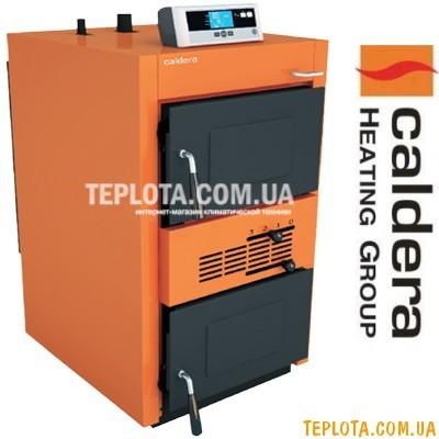 Твердотопливный пиролизный котел Caldera Megatherm MT 25 (мощность 25 кВт)