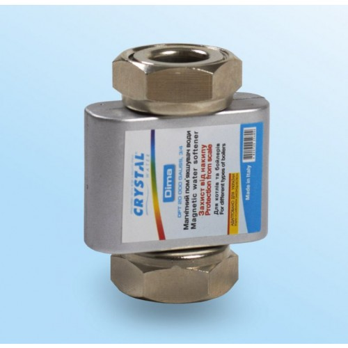 Магнитный фильтр Crystal DIMA, 1*2 дюйма
