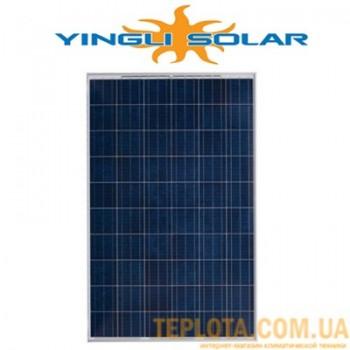 Солнечная батарея Yingli Solar 265 Вт 24 В, поликристаллическая (Grade A YL265P-29B)
