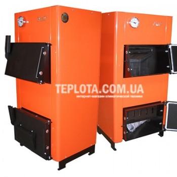 Твердотопливный котел Твердотопливный котел ЖАР АТ-12 (мощность 12 кВт)