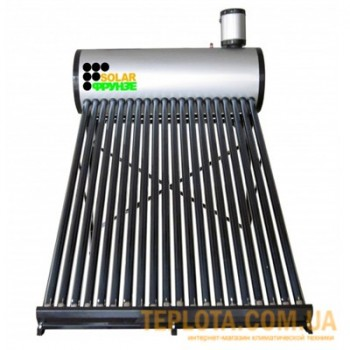 Безнапорная термосифонная система на 200 литров Frunzesolar JX-NP SWH 20