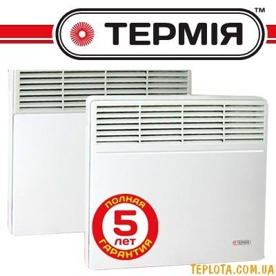 Конвектор электрический ТЕРМИЯ 1000 Вт мех. Термія ЭВНА - 1,0-230
