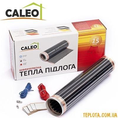Инфракрасный пленочный теплый пол (комплект) CALEO Classic 220-0,5-2,0