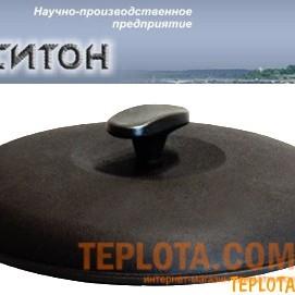 Чугунная крышка к посуде (340 мм)