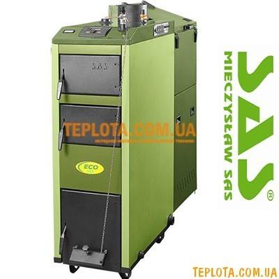 Твердотопливный котел с автоподачей топлива SAS ECO 23 (мощность 23 кВт)