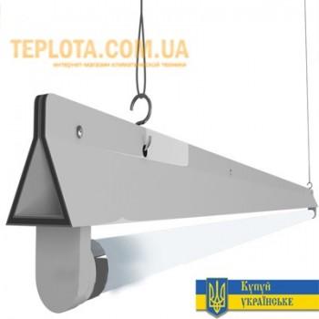 Промышленный светильник Luxled под 1 LED лампу T8 G13 1200 mm (треугольный C004)