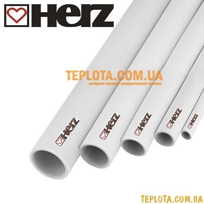 Металлополимерная труба HERZ PE-RT*AL*PE-HD д.40х3,5 мм, арт.3С40036 (труба штангами по 5 м)