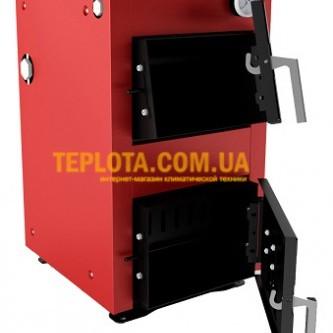Твердотопливный котел Твердотопливный котел MARTEN Base MB-15 (мощность 15 кВт)