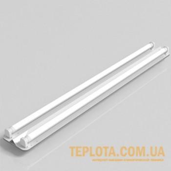 Промышленный светильник Luxled под 2 LED лампы T8 G13 1200 mm (C002)