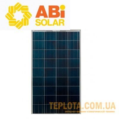 Солнечная батарея  ABi-Solar 140 Вт 12 В, поликристаллическая (Grade A SR-P636140)