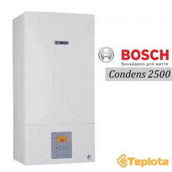 Bosch Condens 2500 Конденсационный газовый котел