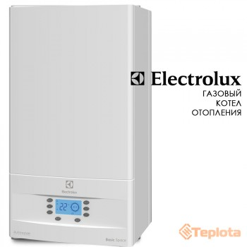 Газовый котел Electrolux GCB 18 Basic Space Fi