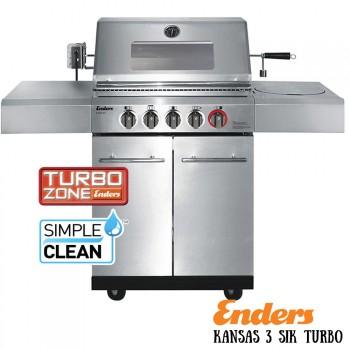 Газовый гриль Enders Kasas 3SIK Turbo 8712