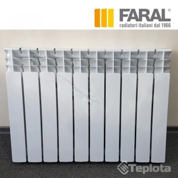 Радиатор алюминиевый Faral Eco 500/80