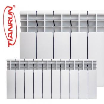 Биметаллический радиатор TIANRUN GOLF BM 300/80 - Цена за 10 секций
