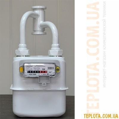 Устройство для подключения счетчиков газа (Фронтальный адаптер)