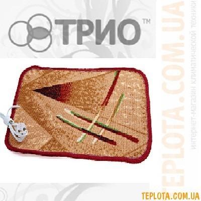Инфракрасный обогреваемый коврик в ковролине ТРИО, 30 Вт