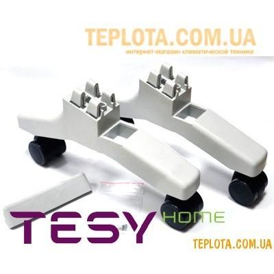 Конвектор электрический Комплект ножек с колесами для напольной установки конвектора TESY CN 03