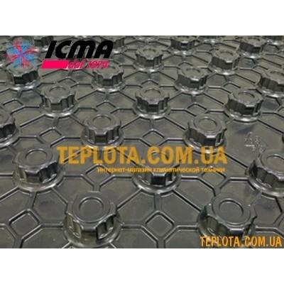 Теплоизоляционная панель для системы теплого пола ICMA (Икма) арт. Р105, толщина 40 мм