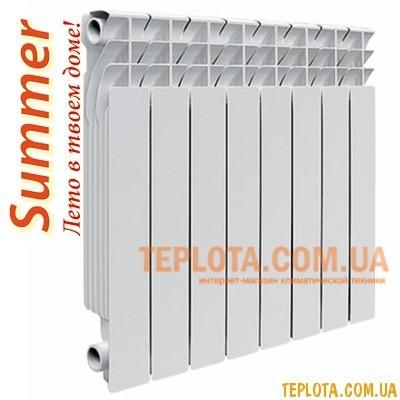 Радиатор биметаллический SUMMER 500-76
