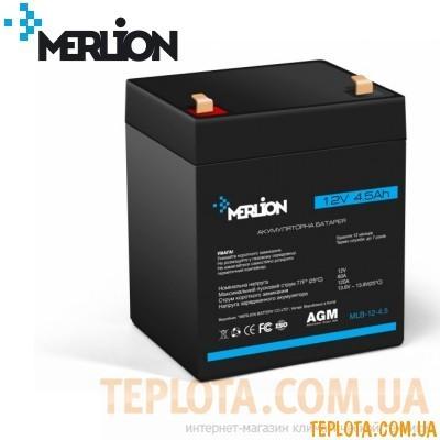 Аккумуляторная батарея мультигелевая MERLION MLB-12-4.5, 12V 4.5Ah
