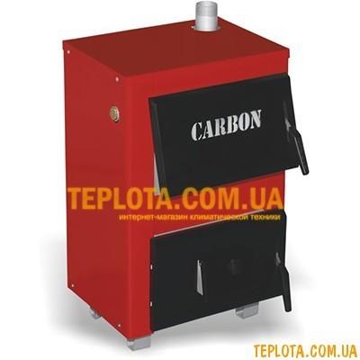 Твердотопливный котел CARBON КСТО-10 (мощность 10 кВт)