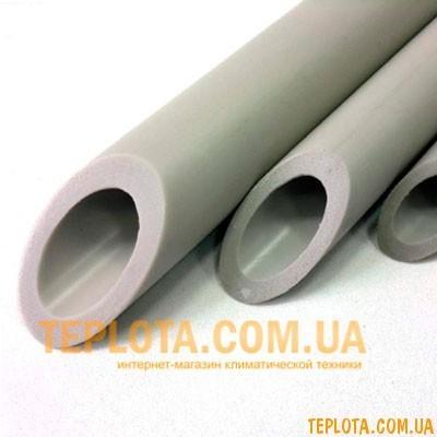 Полипропиленовая труба ALPHA PLAST ( PN 20 ) диаметр 25 мм для подачи горячей и холодной воды