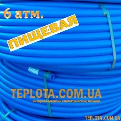 Труба полиэтиленовая М-ПЛАСТ ПНД PN6 d25 (бухта 300 м)