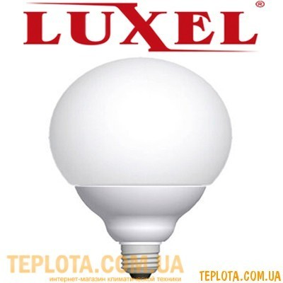Светодиодная лампа Luxel LED G-120 16W E27 3000K