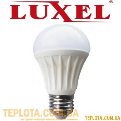 Светодиодная лампа Luxel LED A-60 9W E27 4100K