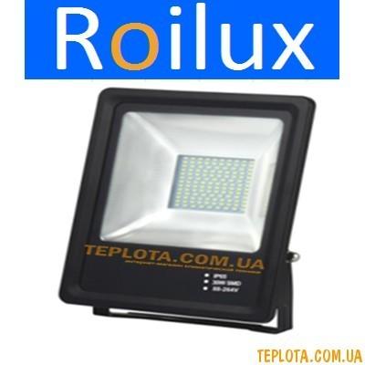 Светодиодный прожектор ROILUX 20W-1400LM IP65 6400K
