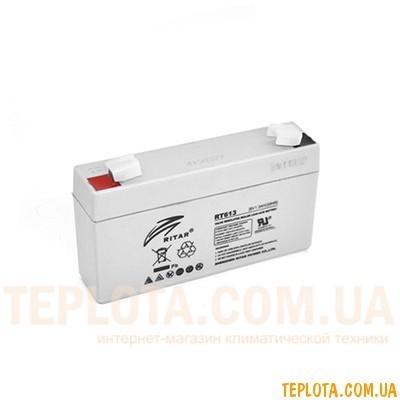 Аккумуляторная батарея RITAR RT613 6V - 1,3Ah