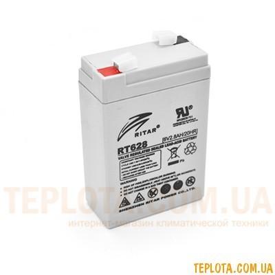 Аккумуляторная батарея RITAR RT628 6V - 2.8Ah