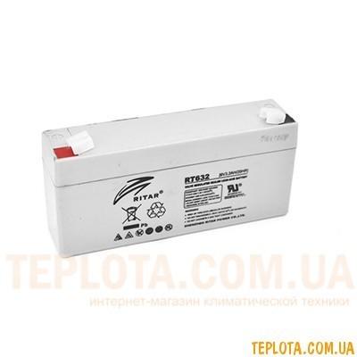 Аккумуляторная батарея RITAR RT632 6V - 3.2Ah
