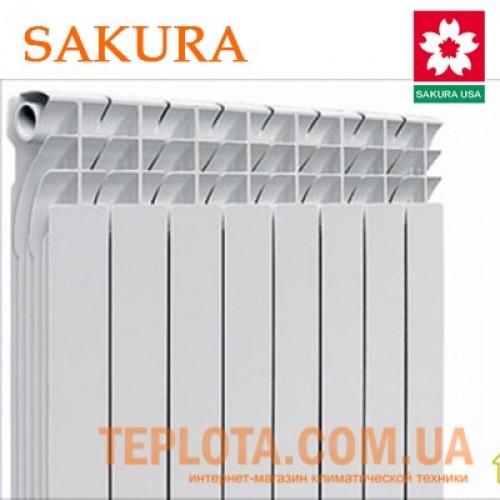 Радиатор алюминиевый SAKURA 500-80