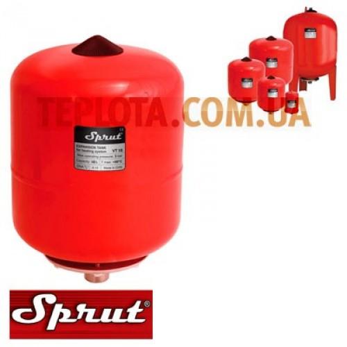 Расширительный бак для систем отопления Sprut VT18