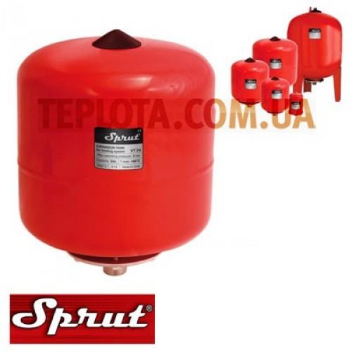 Расширительный бак для систем отопления Sprut VT24
