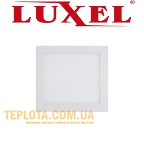 Светодиодный светильник LUXEL LED 6W 4000K  120х120 мм