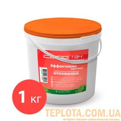 Средство для промывки теплообменников и удаления накипи Свод-ТВН Профессионал 1 кг (порошок)