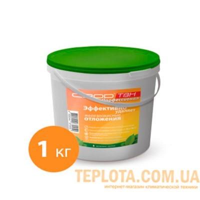 Средство для удаления железоокисных отложений (ржавчины) Свод-ТВН Профессионал 1 кг (порошок)