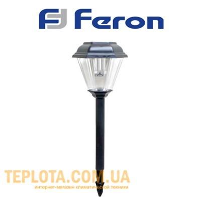 Светодиодный светильник садовый на солнечной батарее Feron (PL233)