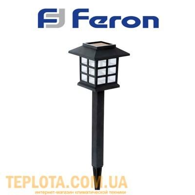 Светодиодный светильник садовый на солнечной батарее Feron (PL249)