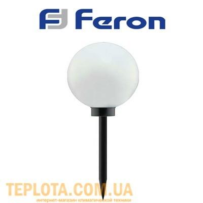 Светодиодный светильник садовый на солнечной батарее Feron (PL250)