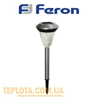 Светодиодный светильник садовый на солнечной батарее Feron (PL252)