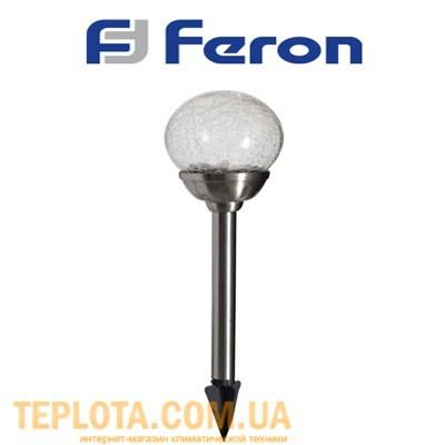 Светодиодный светильник садовый на солнечной батарее Feron RGB (PL256)